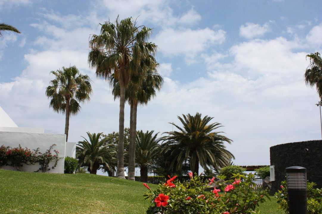 Garten Hotel Riu Paraiso Lanzarote Resort