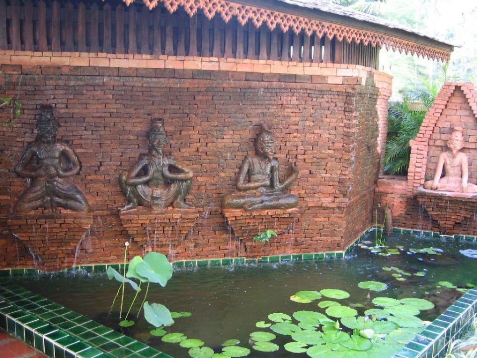 """Mal was Anderes im """"Garten""""! Santhiya Tree Koh Chang Resort"""