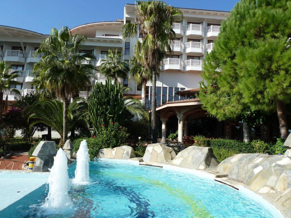 Hotel Defne Garden In Side