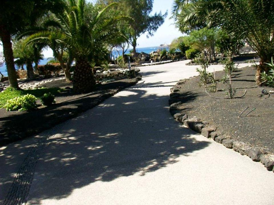 Garten Bild 3 Playa Dorada Hesperia Lanzarote Playa Dorada