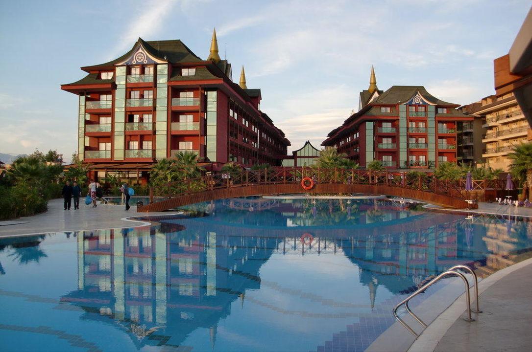 Das Hotel Siam Elegance Hotels & Spa