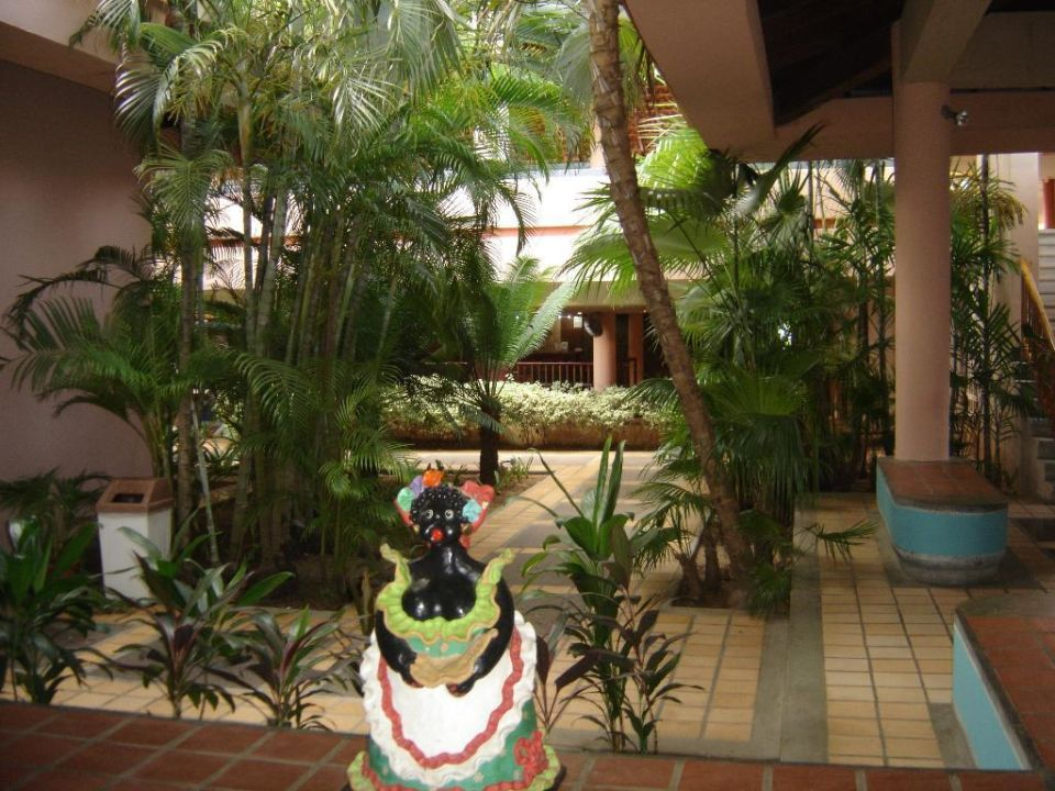 Empfang Dunes Hotel & Beach Resort