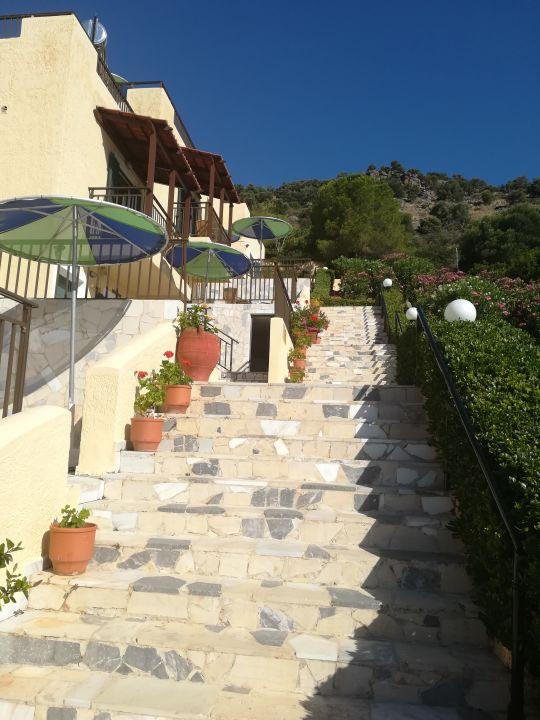 Gartenanlage Mariamare apts