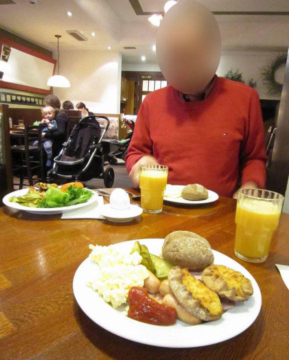 Breakfast Original Sokos Hotel Helsinki