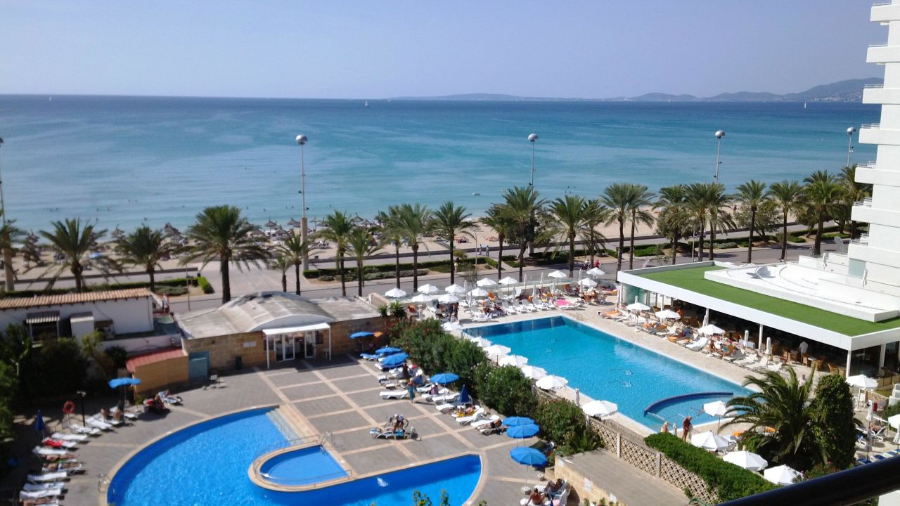 hotelbilder allsun hotel kontiki playa in platja de palma playa de palma mallorca spanien On allsun kontiki playa