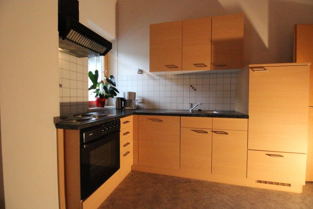 Fewo 1 Küche 1 Appartement Kuen