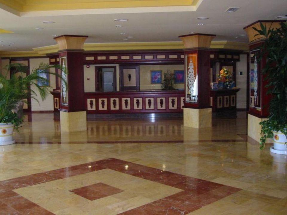 Hotelhalle - Gupotel Santa Eularia Ibiza Grupotel Santa Eularia & Spa