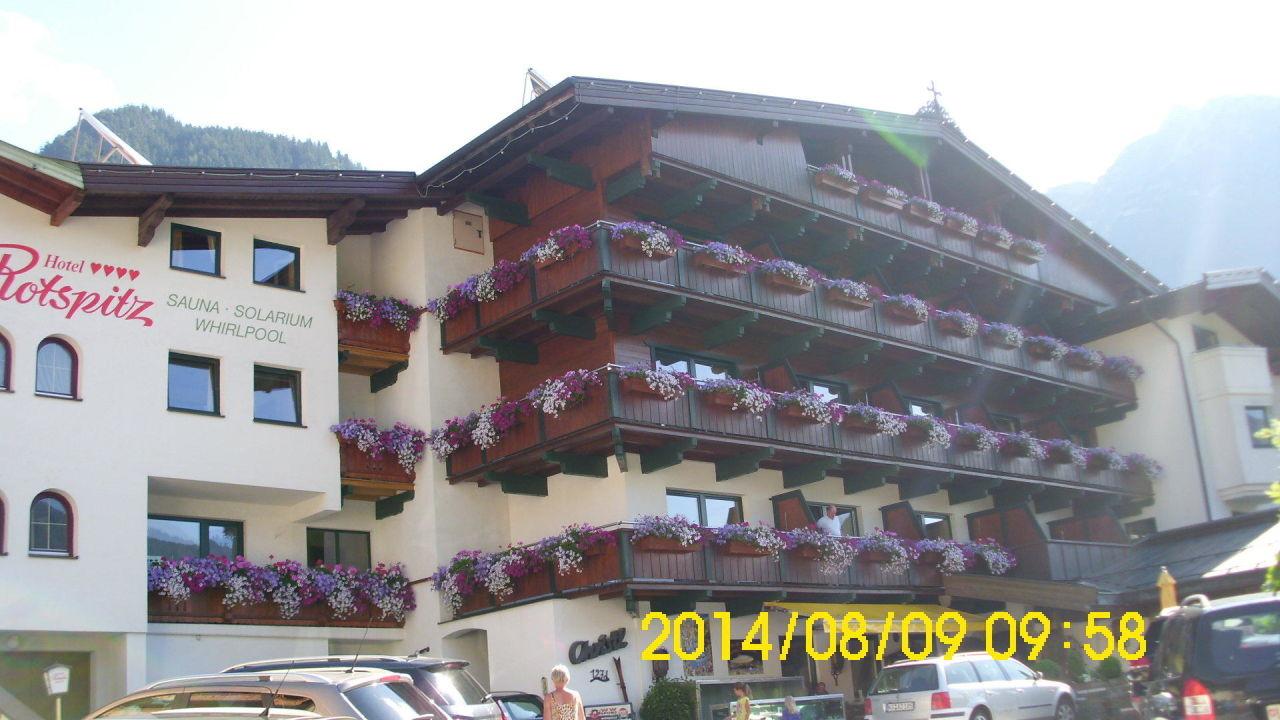 Hotel Rotspitz Osterreich