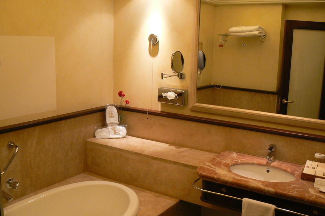 Blick ins Bad Hotel Vincci La Plantacion del Sur