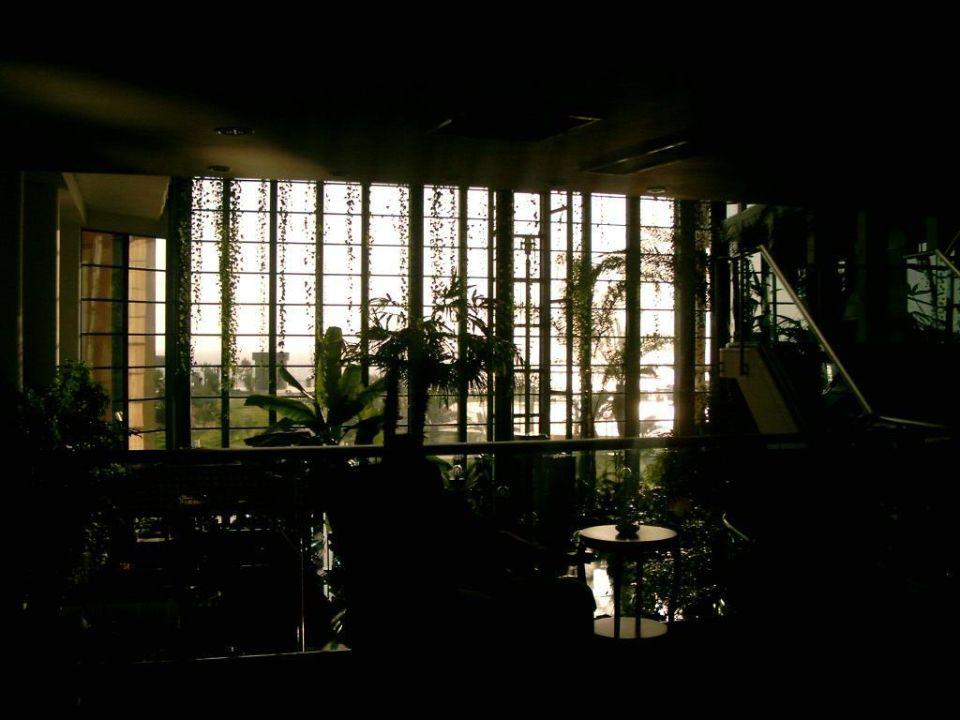 Palmengarten innen Grand Hotel Ontur