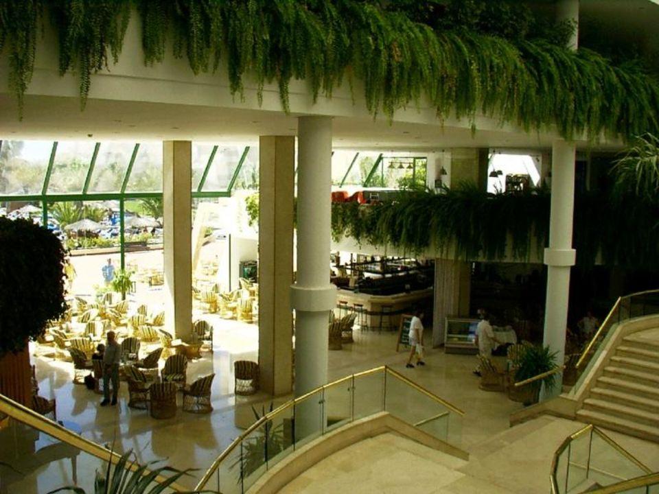 Hotelhalle Bild 5 Playa Dorada Hesperia Lanzarote Playa Dorada