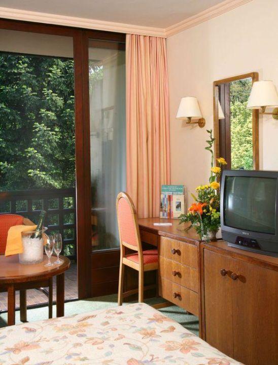 Room Danubius Health Spa Resort Sárvár