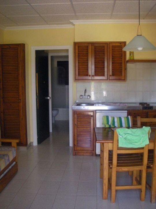 Appartment Einrichtung Las Brisas Apartments