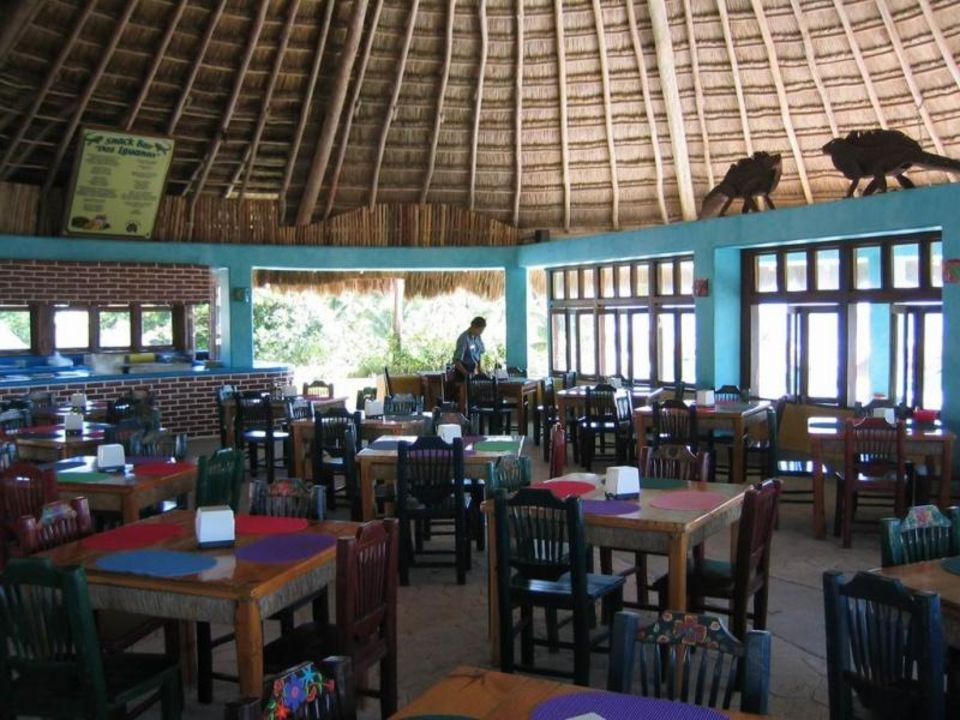 Snackbar Dos Iguanas Sandos Caracol Eco Resort