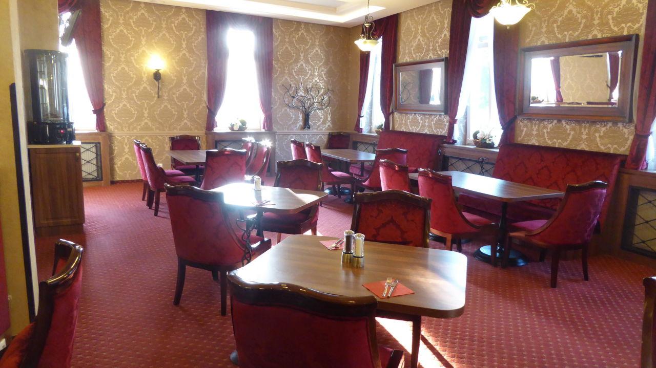 Frühstücksraum Hotel Dvorana