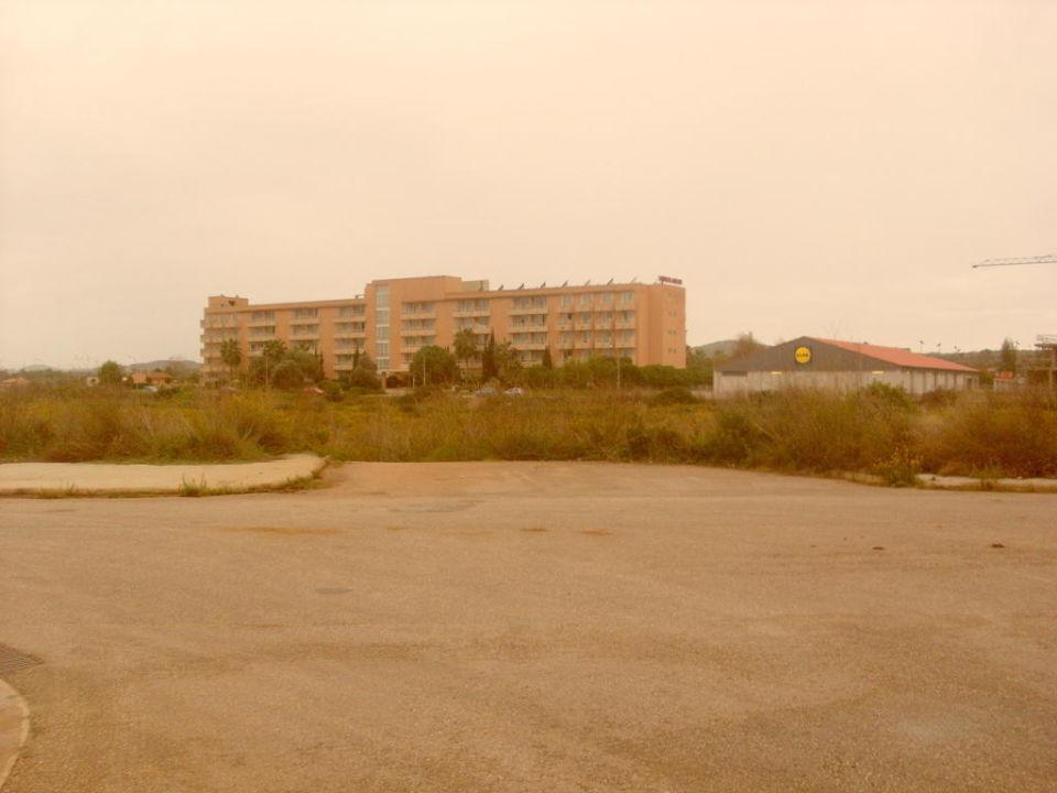 Hotel von weiter weg Hotel Garbi Cala Millor