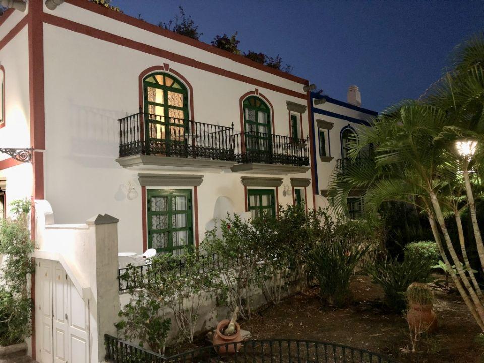 Außenansicht Apartamentos Puerto de Mogán THe Home Collection