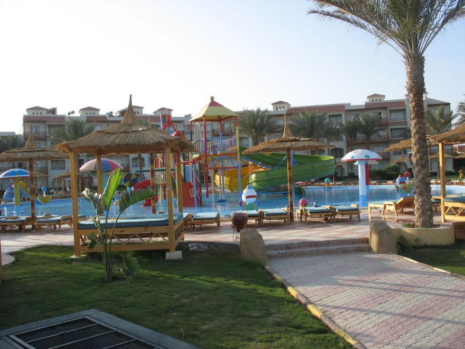 Kinderpool Dana Beach Resort