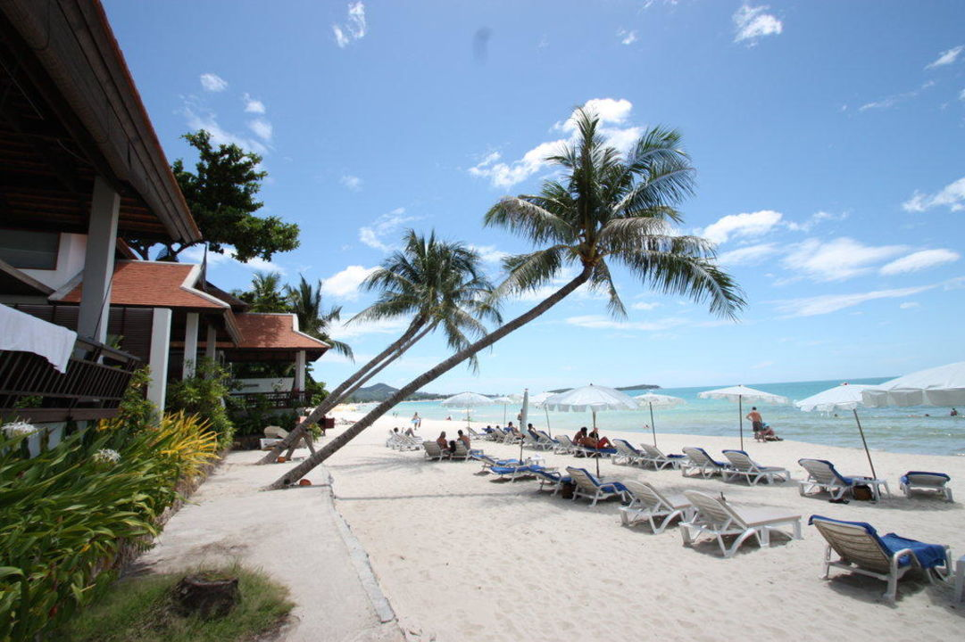 Samui Paradise Chaweng Beach Resort The Best Beaches In World