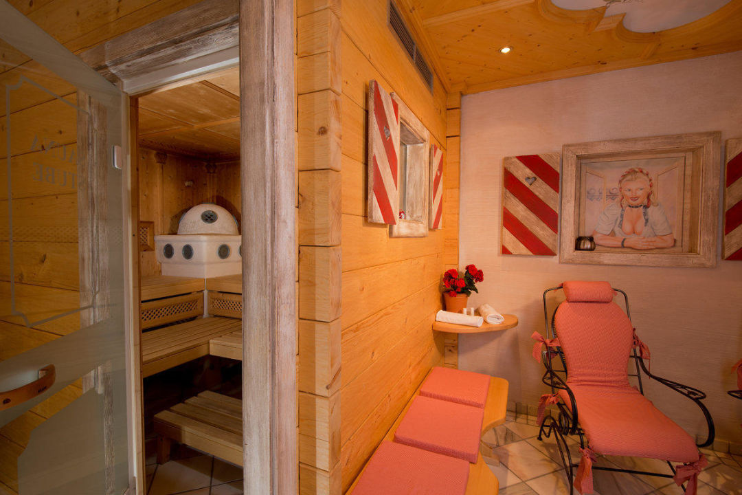 Hotel Tyrol Sauna Hotel Tyrol Obertauern Holidaycheck