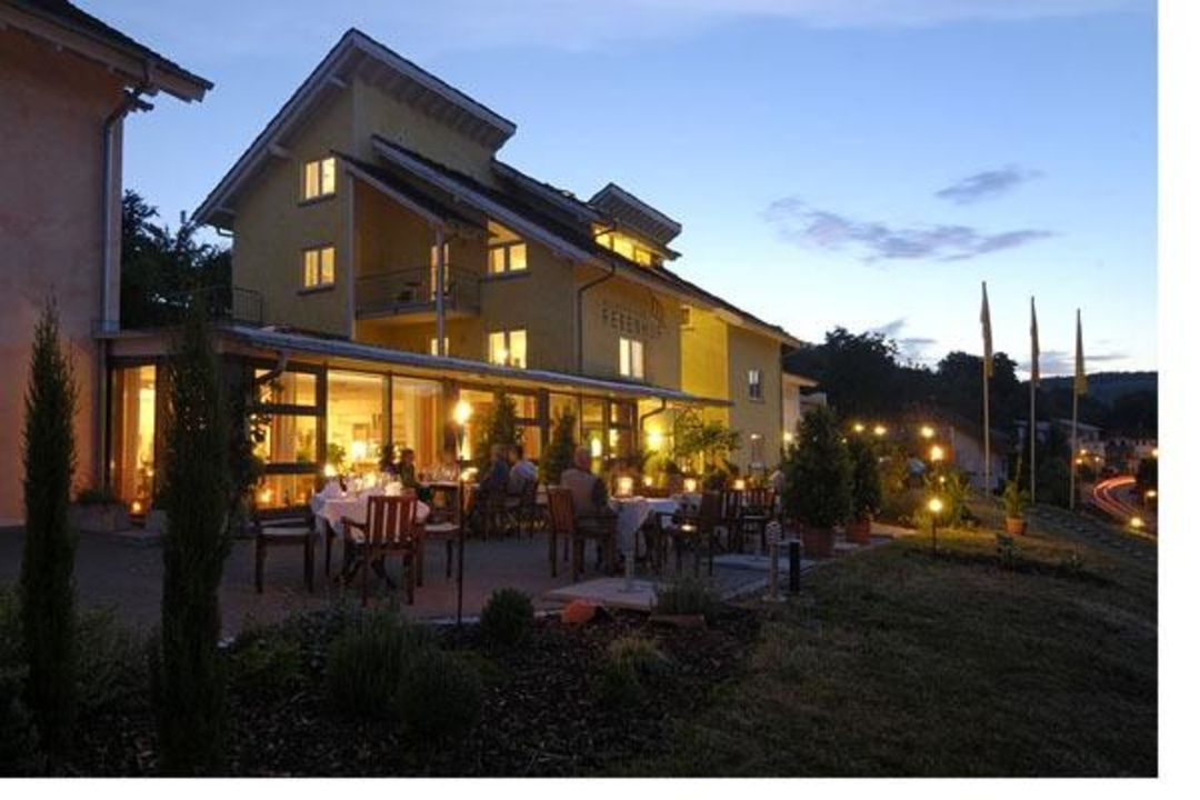 Sommerabend im Rebenhof Hotel Becksteiner Rebenhof