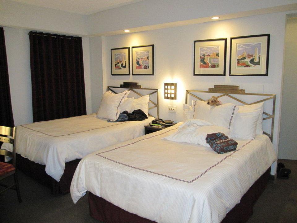 Suite mit zwei Betten Kimpton Carlyle Hotel Dupont Circle