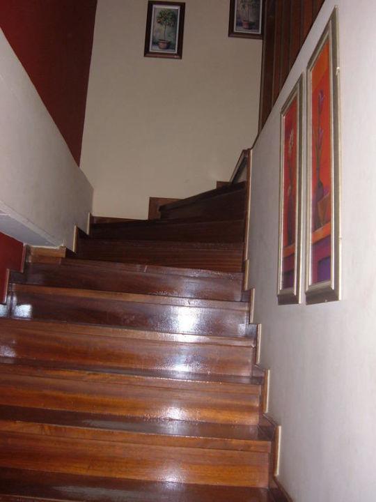 Treppenaufgang Studios Vranas