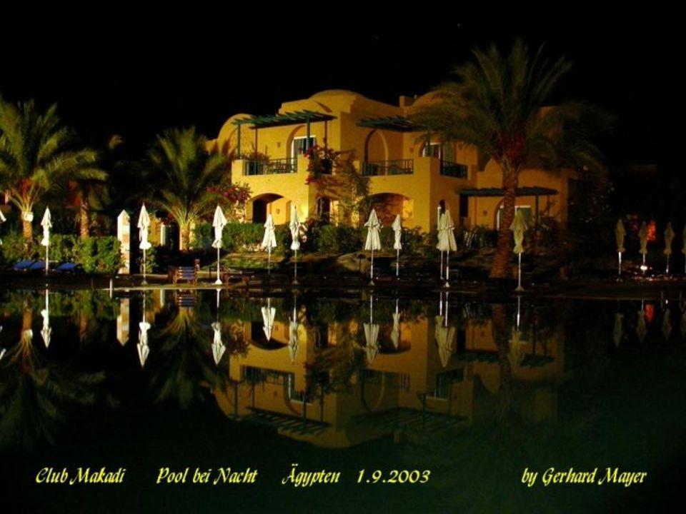 1-2 Fly Club Makadi / Makadi Bay / Ägypten Jaz Makadina