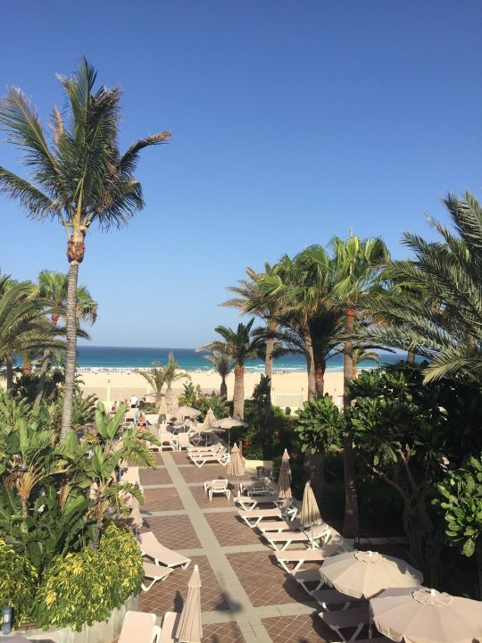 Le aki hotel riu oliva beach village corralejo for Riu oliva beach village