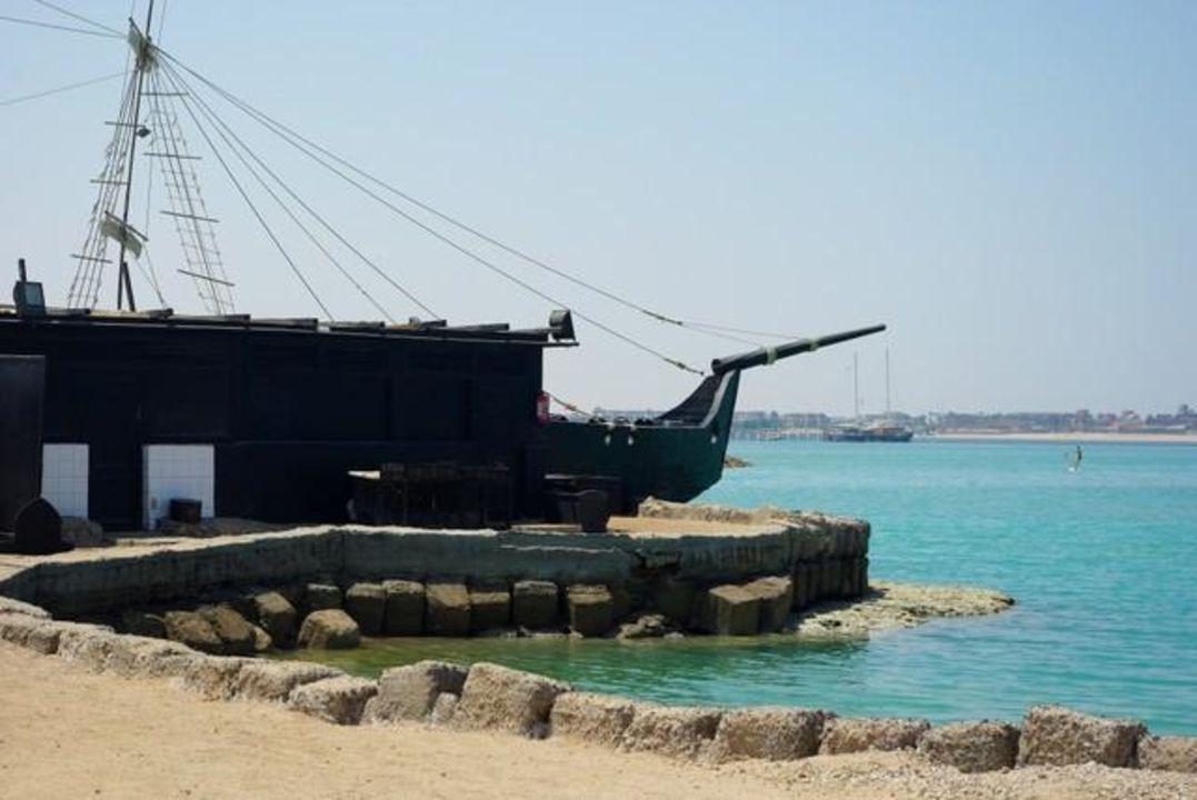 Plaża Hotel Harmony Makadi Bay
