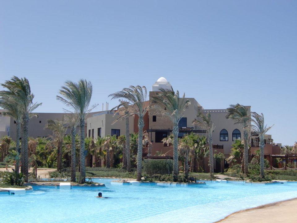 Haputgebäude Siva Port Ghalib