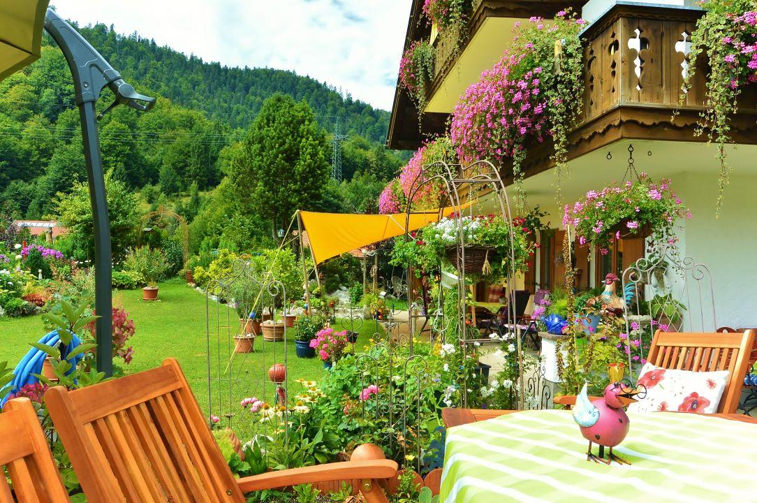 Gartenanlage Landhaus Sabine