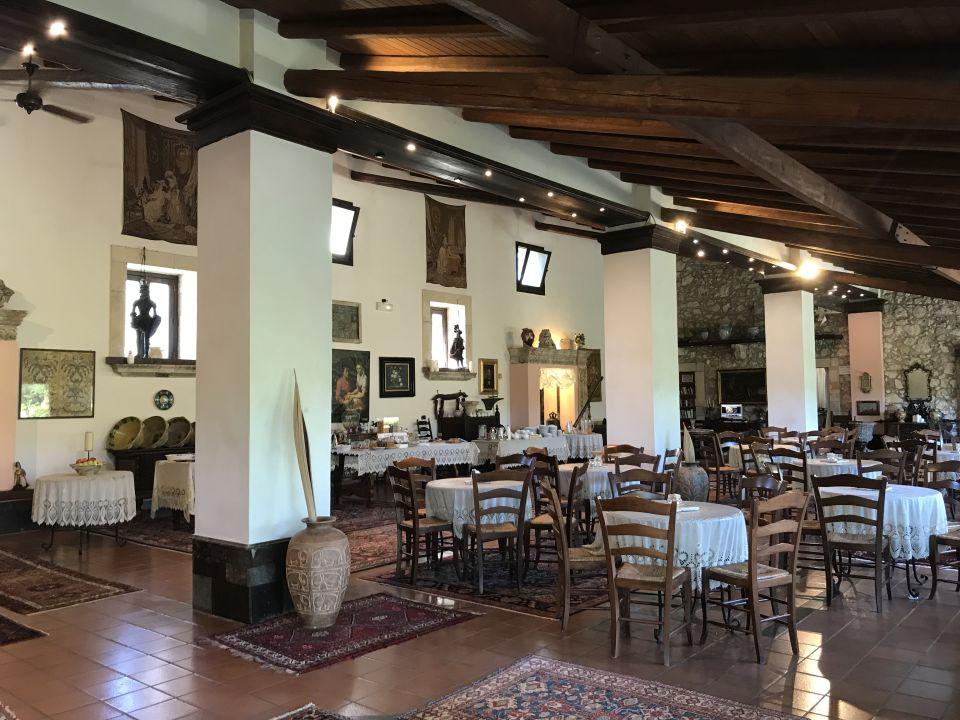 Gastro Agriturismo Villa dei Papiri