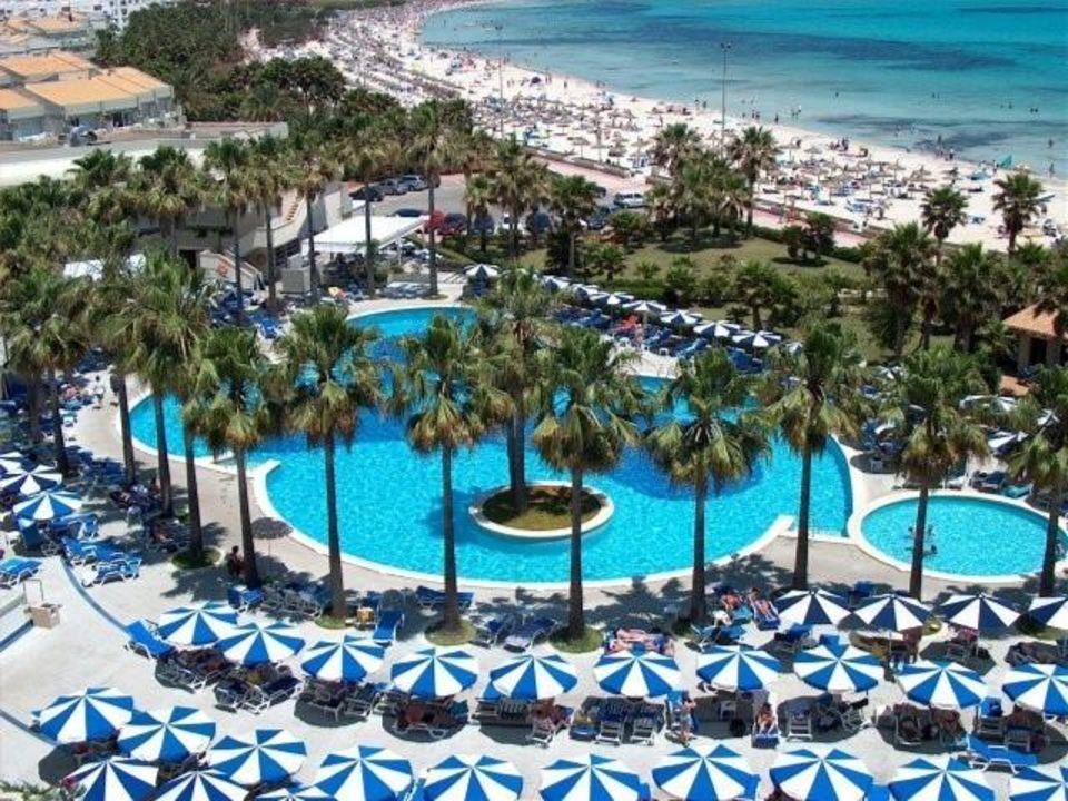 Hotel Royal Mediterraneo(Mallorca,Sa Coma) Hipotels Mediterraneo