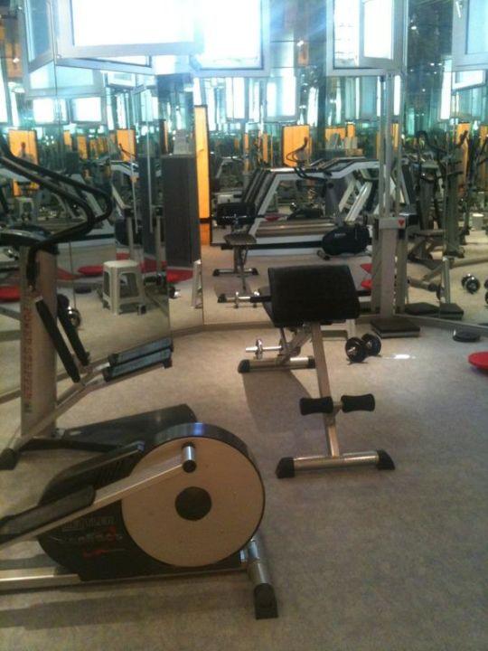 Fitnessbereich\