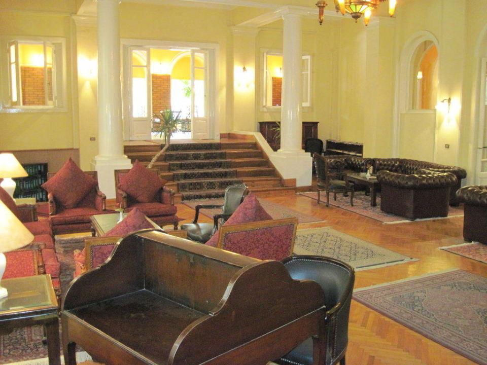 Große gemütliche Lounge, Top  chillen mit Stella Hotel Victoria