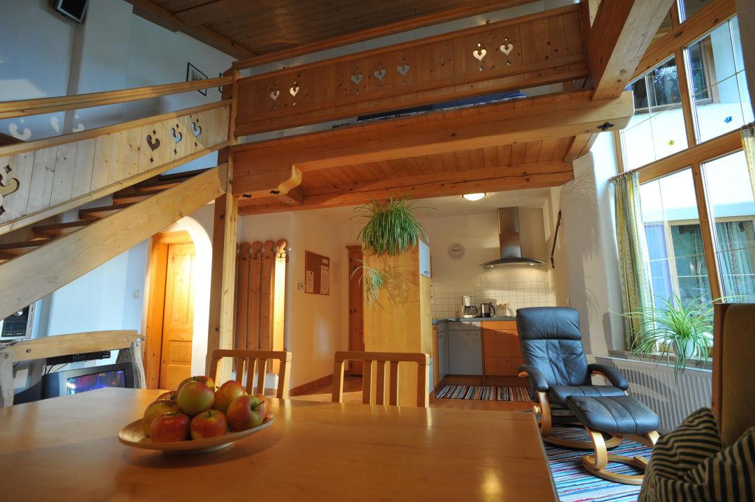 Bild galeriewohnung wohnraum zu appartements misslinger in hopfgarten im brixental - Galeriewohnung bilder ...