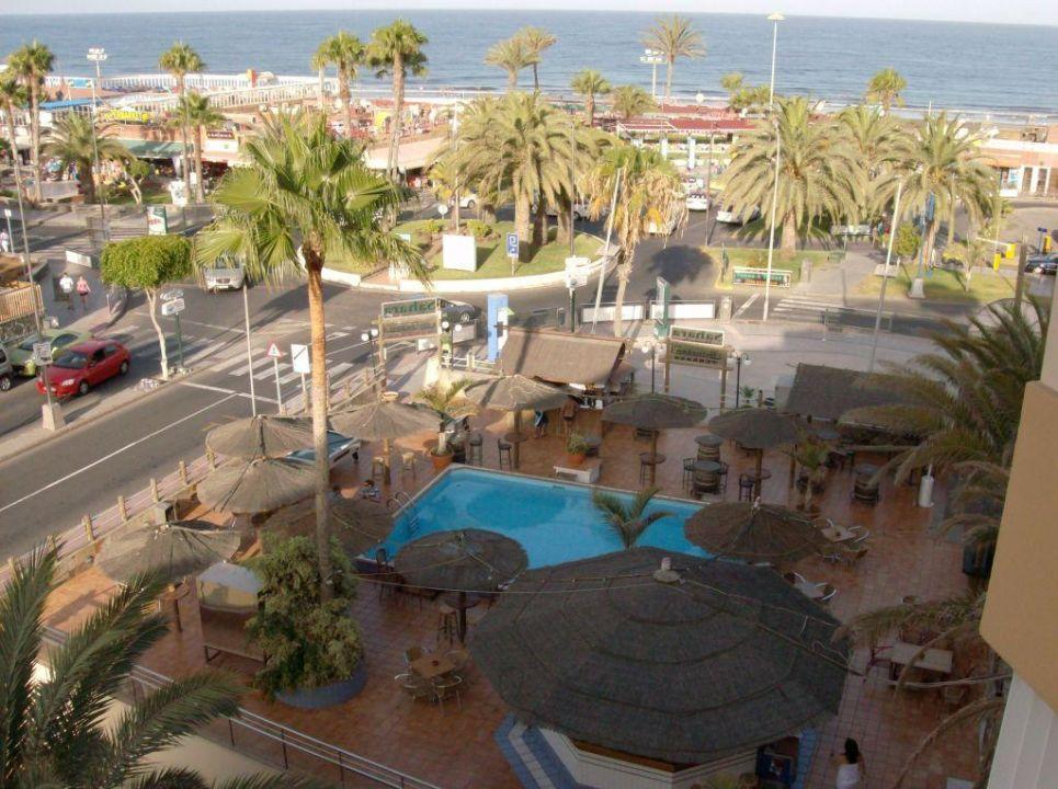 Playa Del Ingles Hotel Sahara Playa