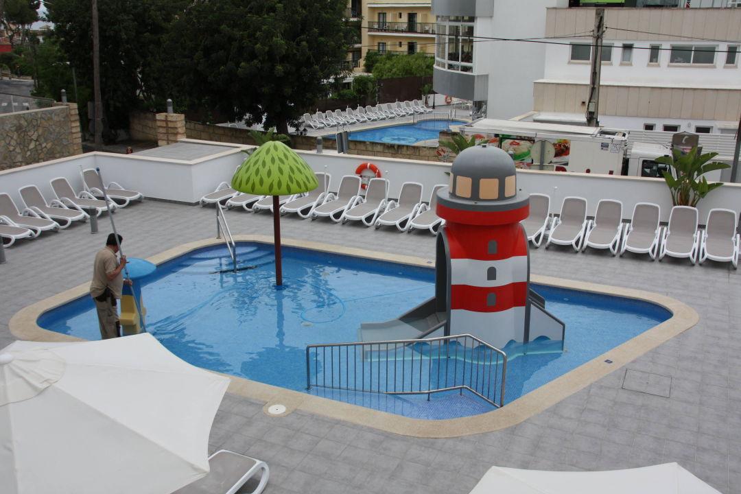 Kinderpool Allsun Hotel Paguera Park Peguera Holidaycheck