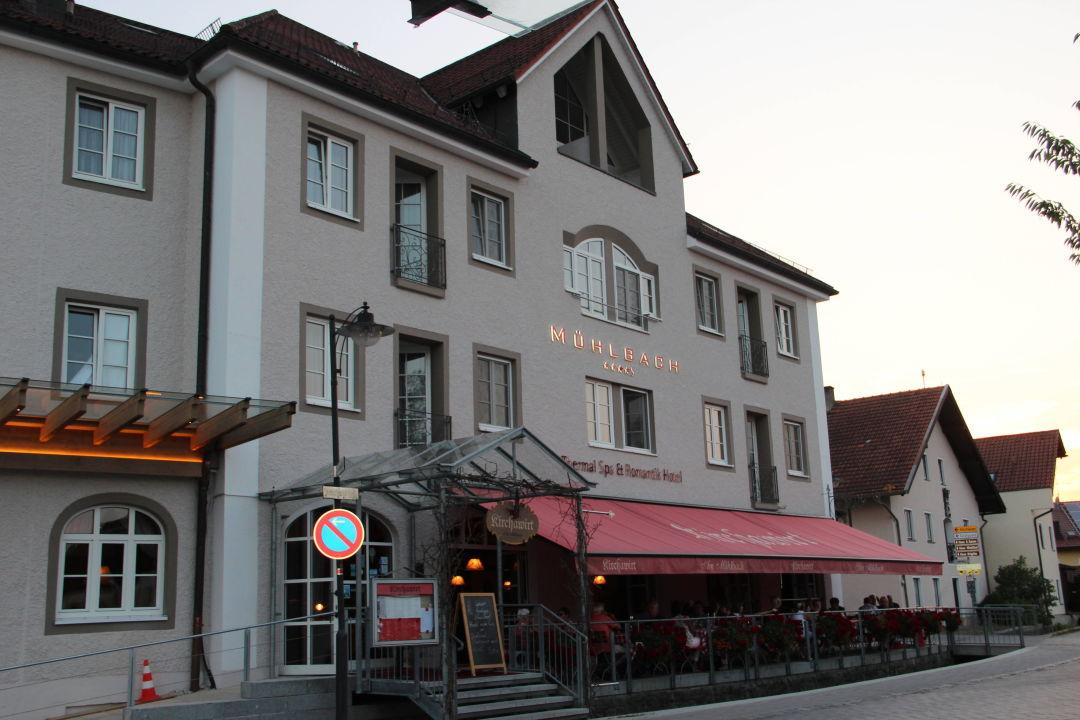 restaurant das m hlbach thermal spa romantik hotel bad f ssing holidaycheck bayern. Black Bedroom Furniture Sets. Home Design Ideas