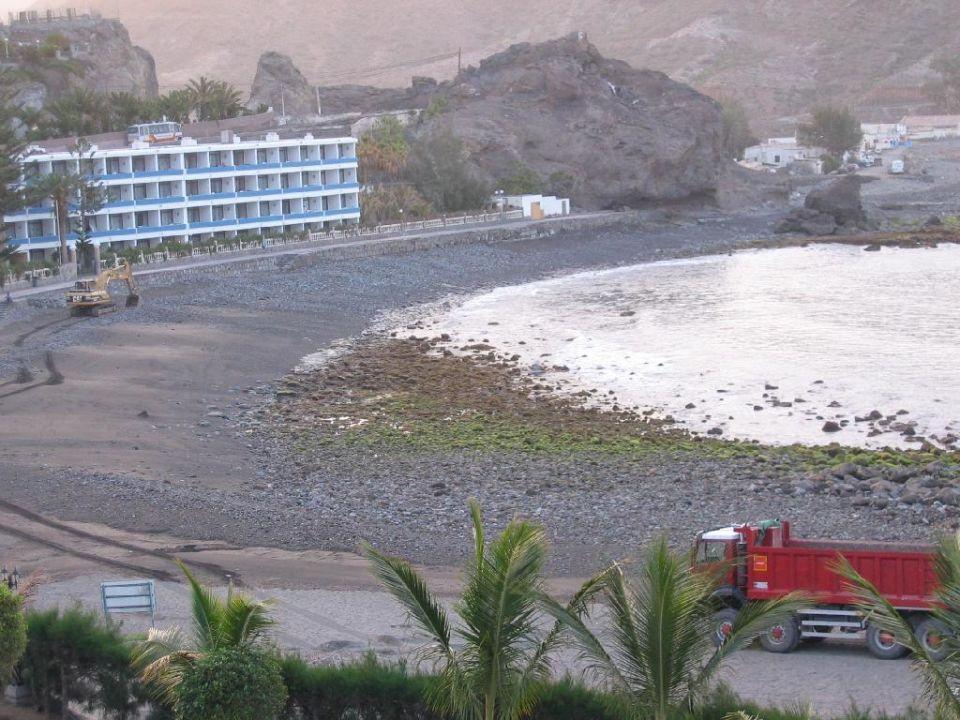 Der Strand am Hotel LABRANDA Riviera Marina
