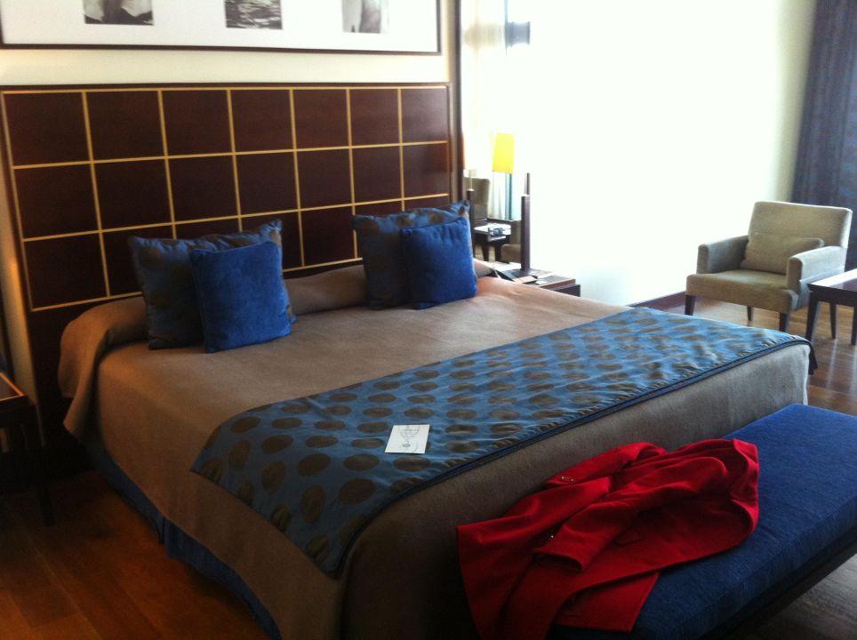Badewanne mit Massagedüsen Hotel Eurostars Grand Marina
