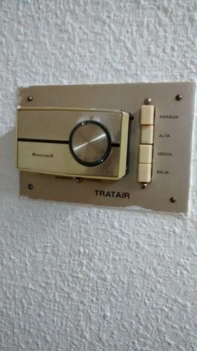Aire acondicionado que no funciona Apartments Orion