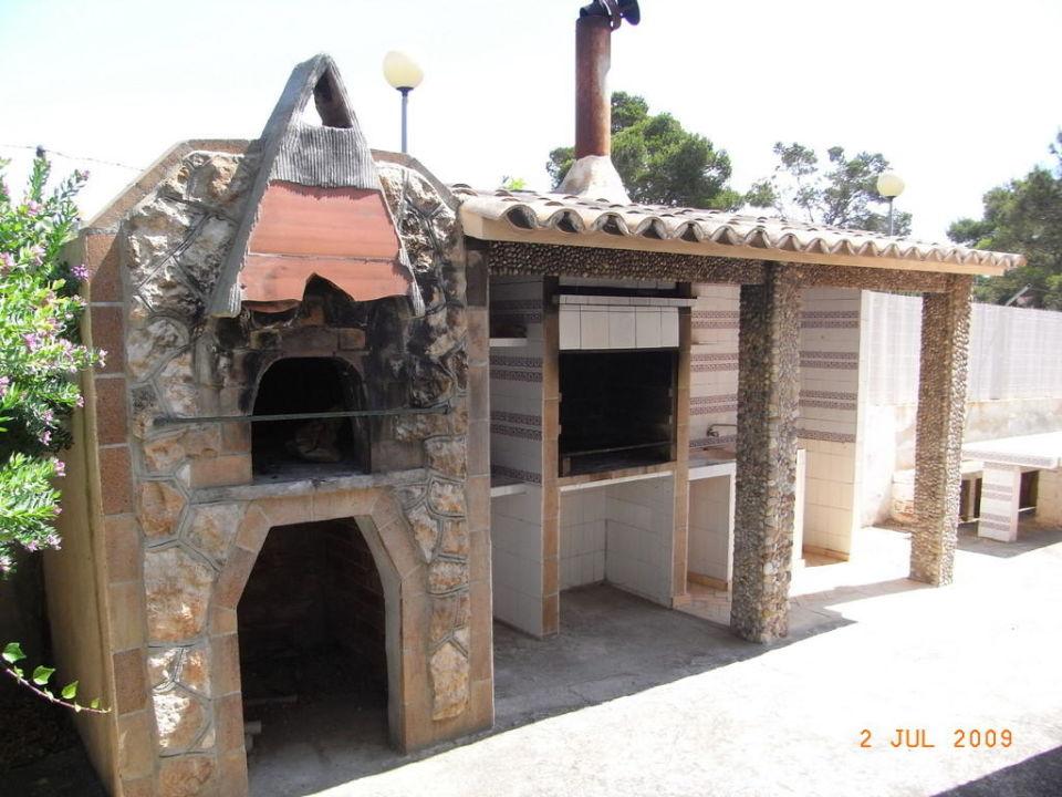 Grill & Backofen Ferienhaus Cala Pi Cala Pi CPI120