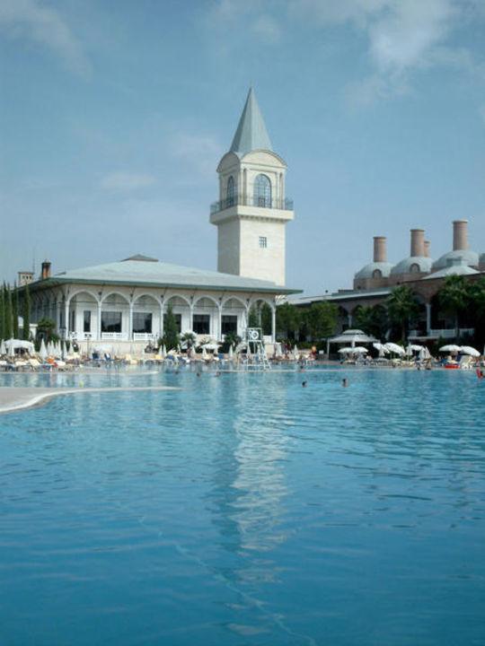Topkapi Palace Großer Pool Swandor Hotels & Resorts Topkapi Palace