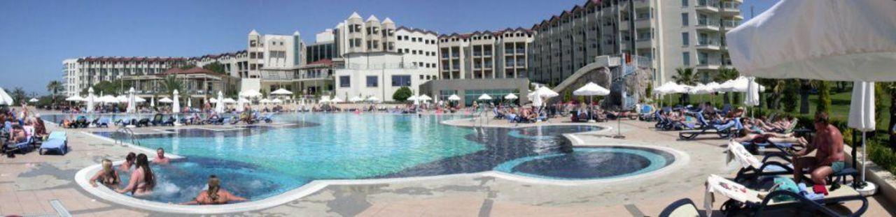 Panorama Pool Arcanus Side Resort