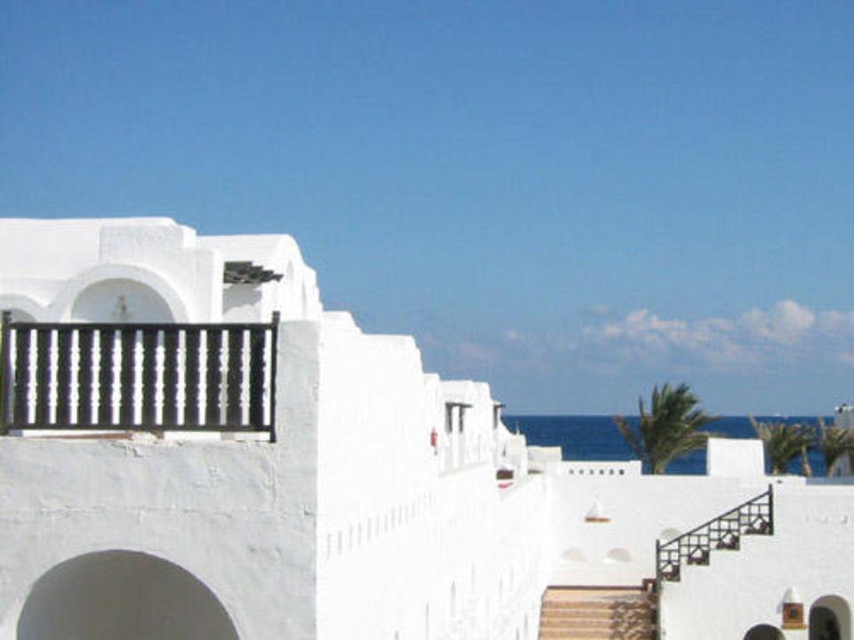Meerblick vom Iberotel Arabella aus Arabella Azur Resort