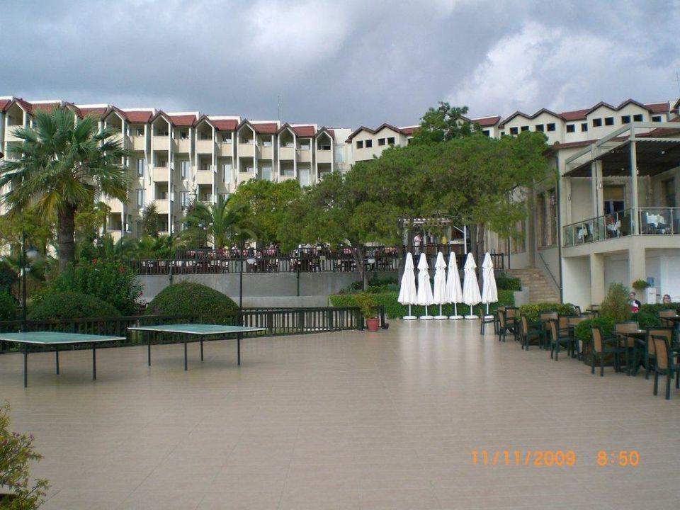 Poolbar Arcanus Side Resort