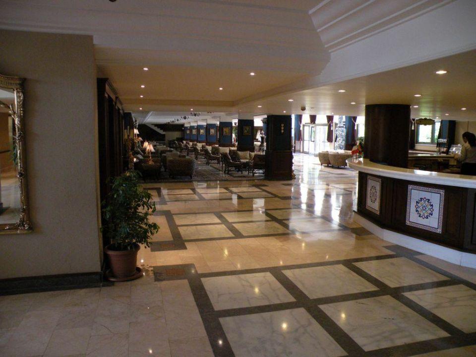 Lobby Club Yali Hotels & Resort