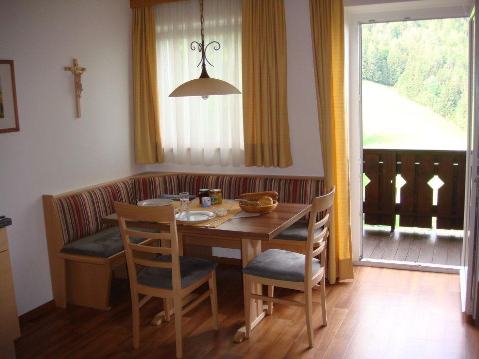 Superieur Essecke Wohnzimmer Sonnleiten Dolomiten Residence